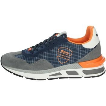 Zapatos Hombre Zapatillas bajas Blauer HILOXL02 Gris/Azul