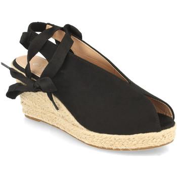 Zapatos Mujer Sandalias Prisska DFY1123 Negro
