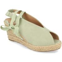 Zapatos Mujer Sandalias Prisska DFY1123 Verde