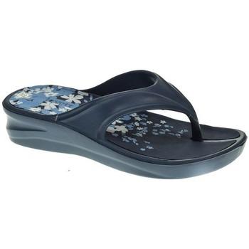 Zapatos Mujer Chanclas Kelara PLAYA PISCINA M  MARINO Azul