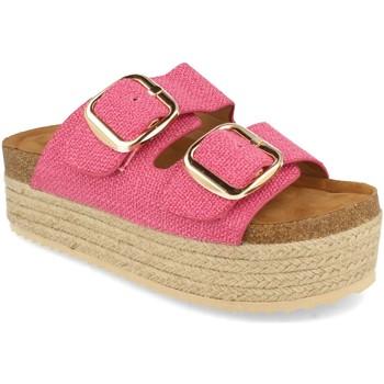 Zapatos Mujer Zuecos (Mules) Buonarotti 1BD-1179 Fucsia