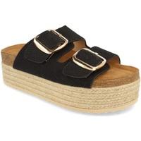 Zapatos Mujer Zuecos (Mules) Buonarotti 1BD-1179 Negro