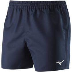 textil Hombre Shorts / Bermudas Mizuno Short  Authentic R bleu marine