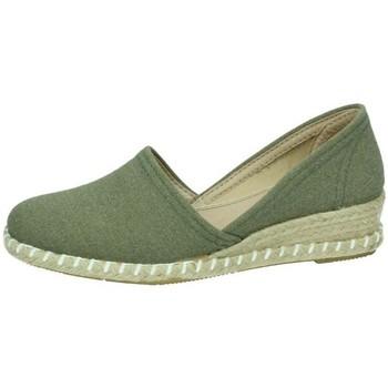 Zapatos Mujer Senderismo Kokis Alpargatas esparto KAKI