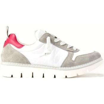 Zapatos Mujer Deportivas Moda Panchic P05 LIGHTGREY-WHITE BLANCO
