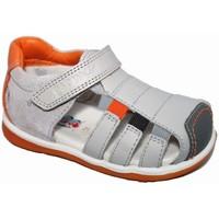 Zapatos Niño Sandalias Garvalin 2220 Gris