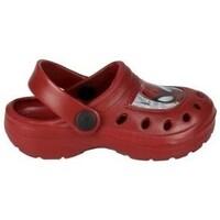 Zapatos Niño Zuecos (Clogs) Cerda 2300004300 Niño Burdeos rouge