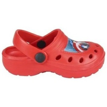 Zapatos Niño Zuecos (Clogs) Cerda 2300004303 Niño Rojo rouge