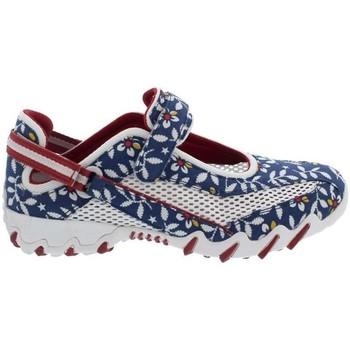 Zapatos Mujer Deportivas Moda Allrounder by Mephisto NIRO AZUL MULTI AZUL