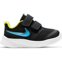Zapatos Niños Zapatillas bajas Nike STAR RUNNER 2 TDV NEGRO