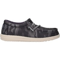 Zapatos Niño Mocasín Hey Dude - Sneaker blu WALLY YOUTH 2557 BLU