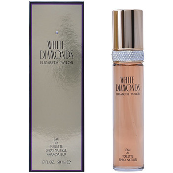 Belleza Mujer Agua de Colonia Elizabeth Taylor White Diamonds Edt Vaporizador