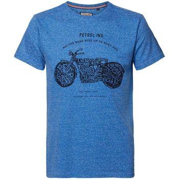 textil Hombre Camisetas manga corta Petrol Industries M-1010-TSR600 19