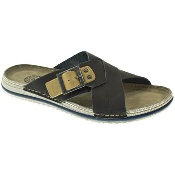 Zapatos Hombre Zuecos (Mules) Kelara SANDALIA HOMBRE  MARINO Azul