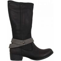 Zapatos Mujer Botas MTNG 51232 Negro