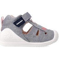 Zapatos Niña Sandalias Biomecanics 8786 Azul