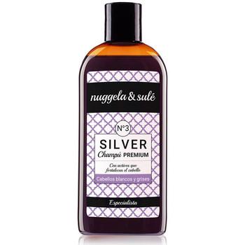 Belleza Champú Nuggela & Sulé Nº3 Silver Champú Premium Nuggela & Sulé 250 ml
