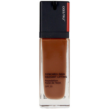 Belleza Mujer Base de maquillaje Shiseido Synchro Skin Radiant Lifting Foundation 550