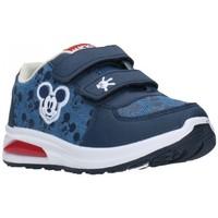 Zapatos Niño Zapatillas bajas Cerda 2300004716 Niño Azul bleu