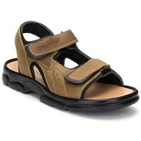 Zapatos Hombre Sandalias Morxiva Shoes Sandalias XL de hombre de piel by Morxiva Autres