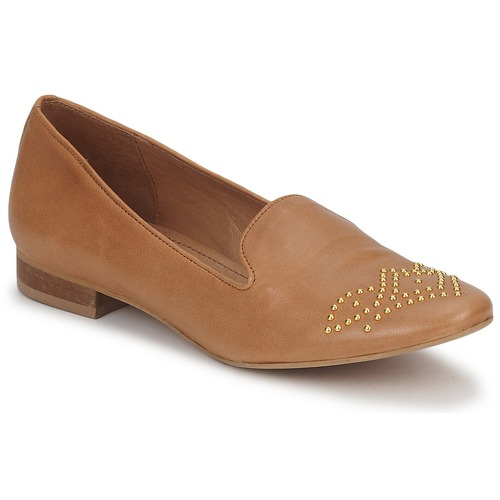 Zapatos Mujer Mocasín Betty London CHEFACHE Camel