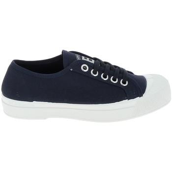 Zapatos Mujer Zapatillas bajas Bensimon Toile Romy Marine Azul