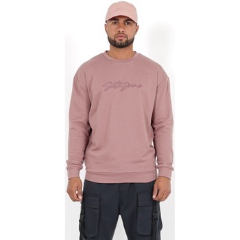 textil Hombre Sudaderas Sixth June Sweatshirt  Velvet rose