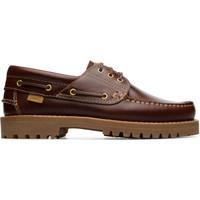 Zapatos Hombre Zapatos náuticos Camper NAUTICOS  NAUTICO 15233 MARRON