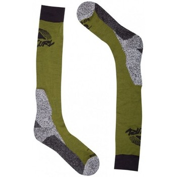Accesorios Hombre Calcetines Rip Curl CALCETINES NIEVE UNISEX  BRASH W SOCKS SCSAD4 Verde