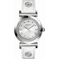 Relojes & Joyas Mujer Relojes analógicos Versace P5Q99D001S001, Quartz, 35mm, 3ATM Plata