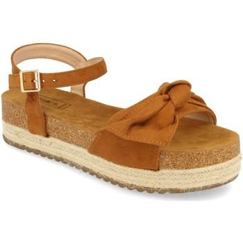 Zapatos Mujer Sandalias Benini 20336 Camel