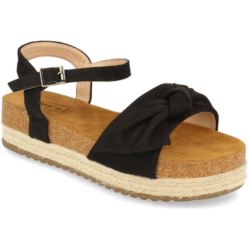 Zapatos Mujer Sandalias Benini 20336 Negro