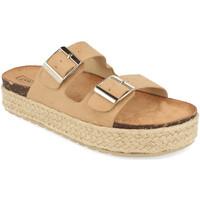 Zapatos Mujer Zuecos (Mules) Benini 21302 Beige