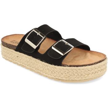 Zapatos Mujer Zuecos (Mules) Benini 21302 Negro