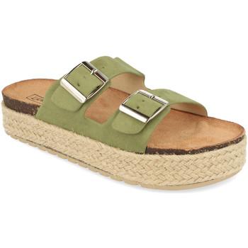 Zapatos Mujer Zuecos (Mules) Benini 21302 Verde