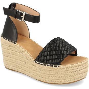Zapatos Mujer Sandalias Benini 21506 Negro