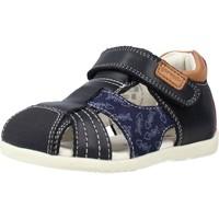 Zapatos Niño Sandalias Garvalin 212602 Azul