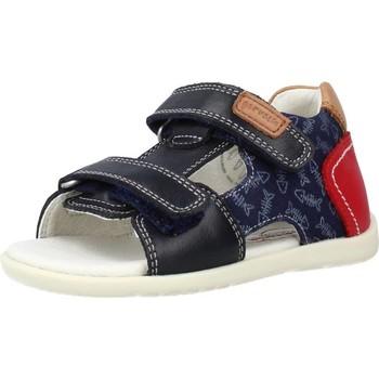 Zapatos Niño Sandalias Garvalin 212603 Azul