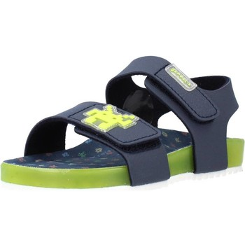 Zapatos Niño Sandalias Garvalin 212665 Azul