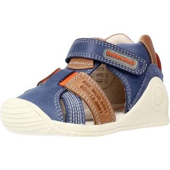 Zapatos Niño Sandalias Biomecanics 212135 Azul