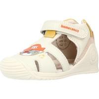 Zapatos Niño Sandalias Biomecanics 212141 Beige
