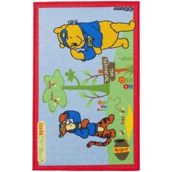 Casa Niños Toalla de playa Disney Alfombra infantil Winnie the Pooh Rojo