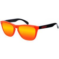 Relojes & Joyas Mujer Gafas de sol Oakley Gafas  Frogskins Multicolor