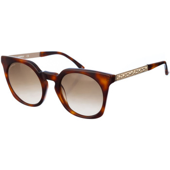 Relojes & Joyas Mujer Gafas de sol Karl Lagerfeld Gafas de sol Karl Lagerfeld Marrón