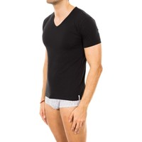 Ropa interior Hombre Camiseta interior Replay Underwear Camiseta m/corta Replay Negro
