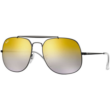 Relojes & Joyas Gafas de sol Ray-ban Gafas  General Gris