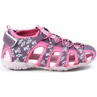 Zapatos Niños Derbie & Richelieu Huran Sandalias  400121 Fucsia Rosa