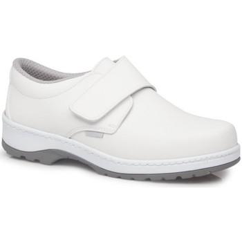 Zapatos Derbie Calzamedi LABORAL SANITARIO 21011 BLANCO