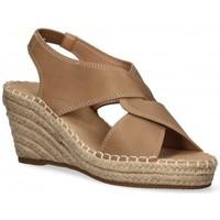 Zapatos Mujer Sandalias Etika 52479 marrón