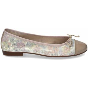 Zapatos Mujer Bailarinas-manoletinas Kennebec 3562 Beige